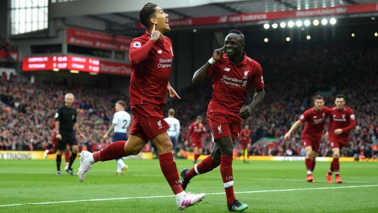 Liverpool V Tottenham Results Today