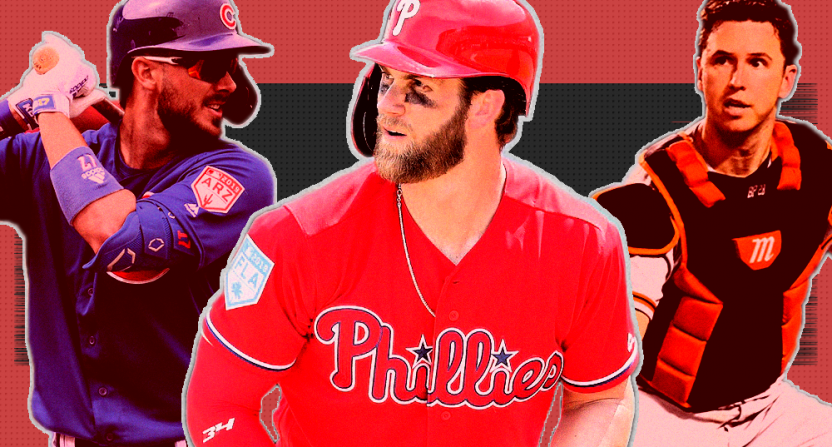 63bc4175af2 Ten MLB players set to improve in 2019