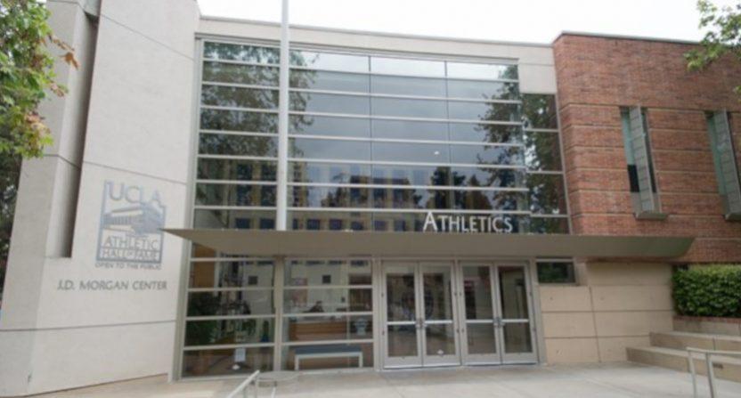The UCLA athletics center.