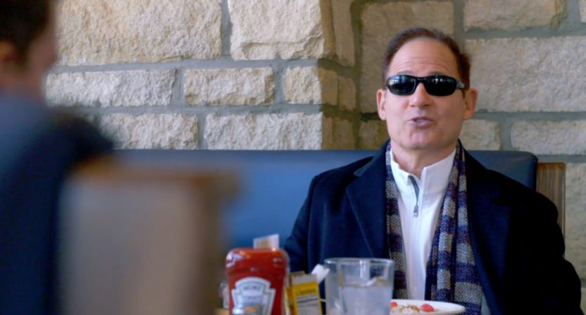 Les Miles in a new ESPN+ docuseries on him and Kansas.