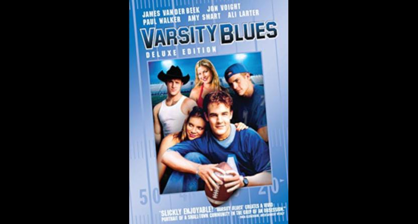 Varsity Blues.
