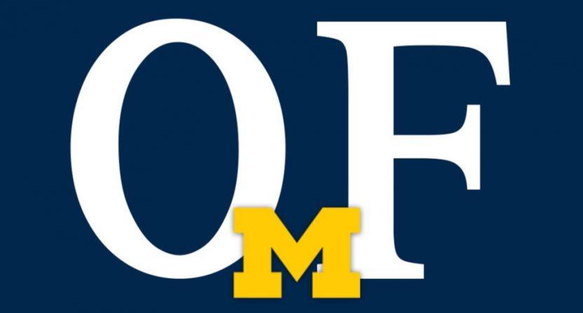 Michigan's Ohio State response.