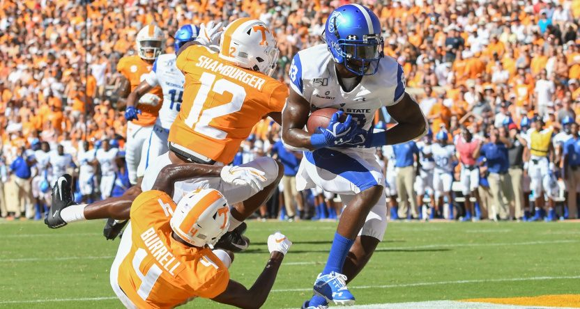 Georgia State beat Tennessee Saturday.