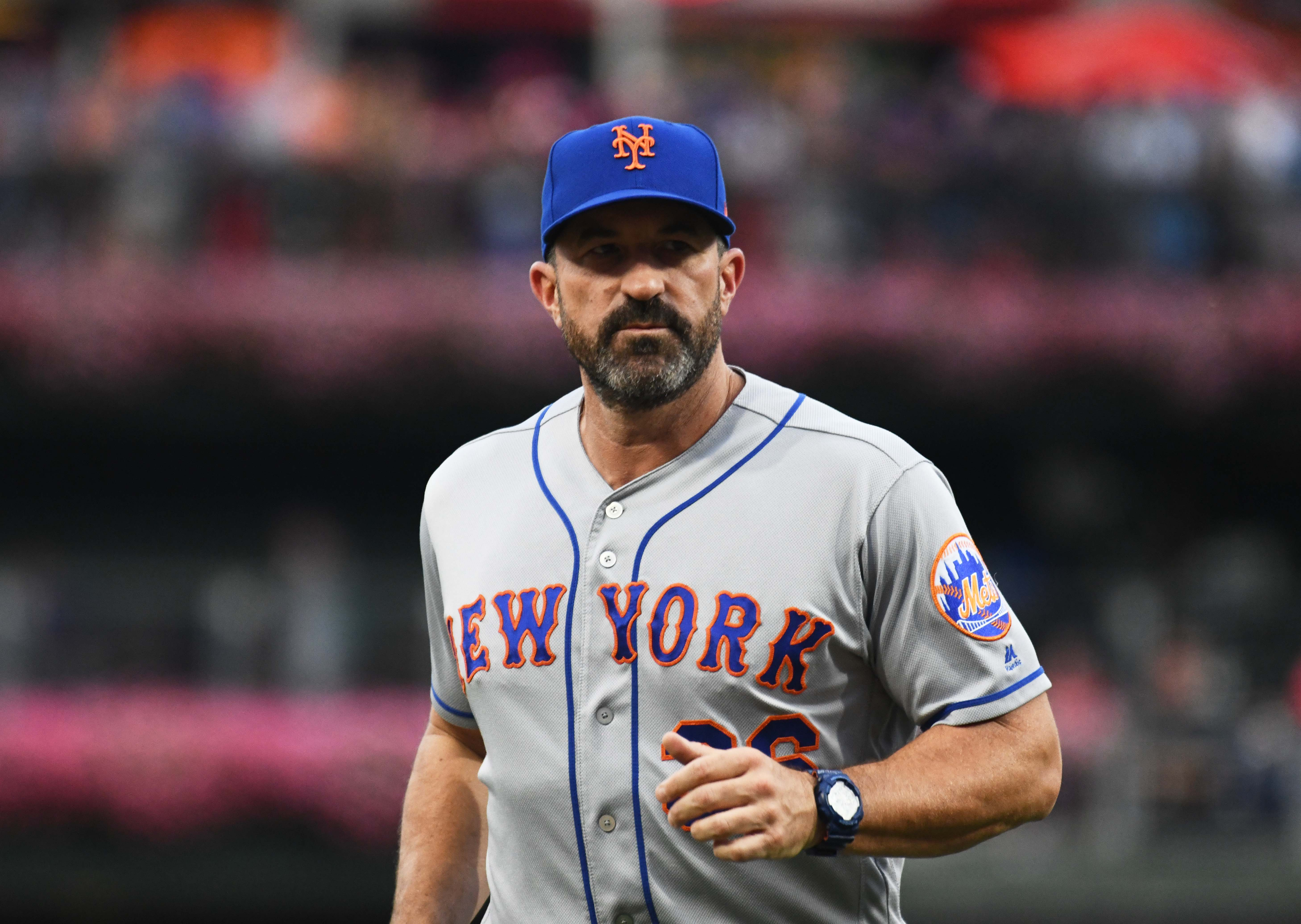 Mets manager Mickey Callaway has galaxy brain logic for ...