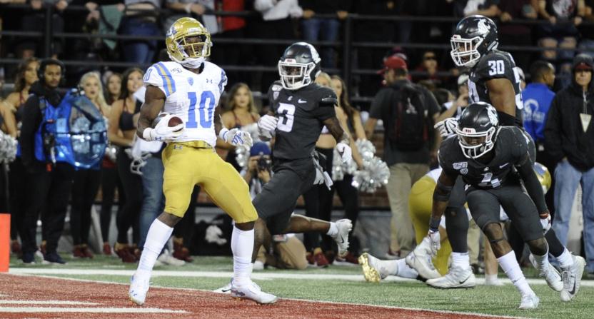 UCLA and Demetric Felton beat Washington State 67-63 Saturday.