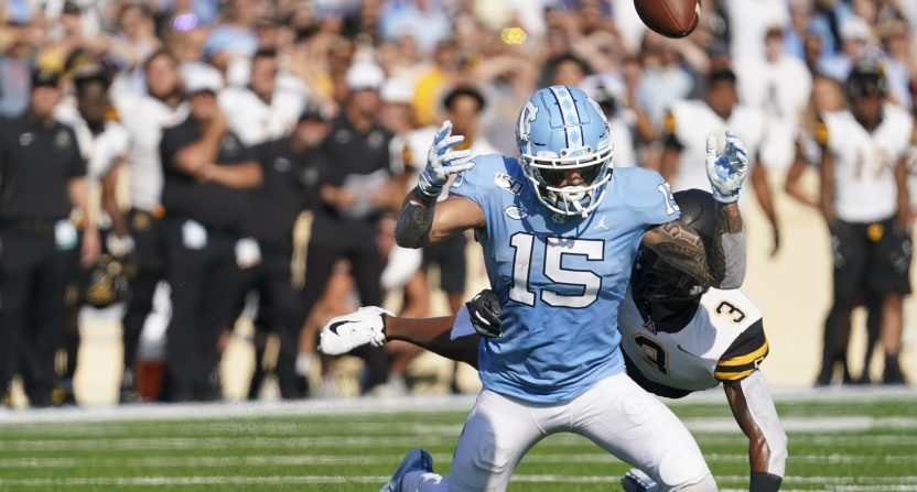 The ACC struggles continued with UNC's loss to Appalachian State.