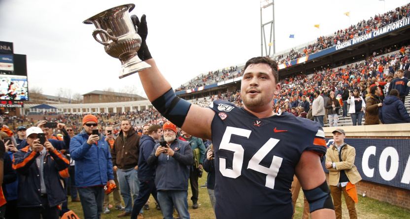 Virginia won the Commonwealth Cup against Virginia Tech for the first time in 16 years.