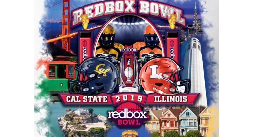 The Redbox Bowl's t-shirt.