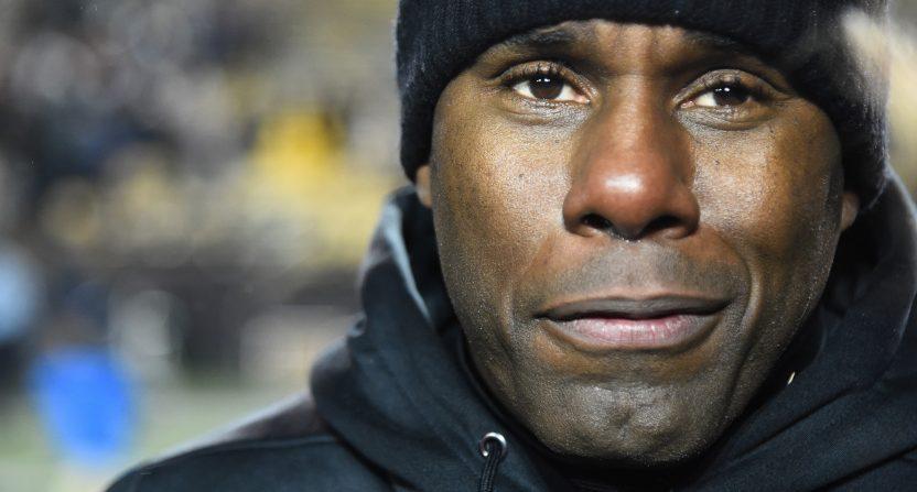 Vanderbilt head coach Derek Mason.