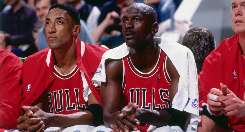 The 1990s Bulls are the ideal dynasty