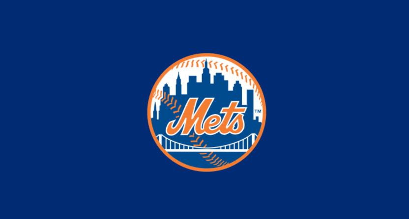 The Mets' logo.