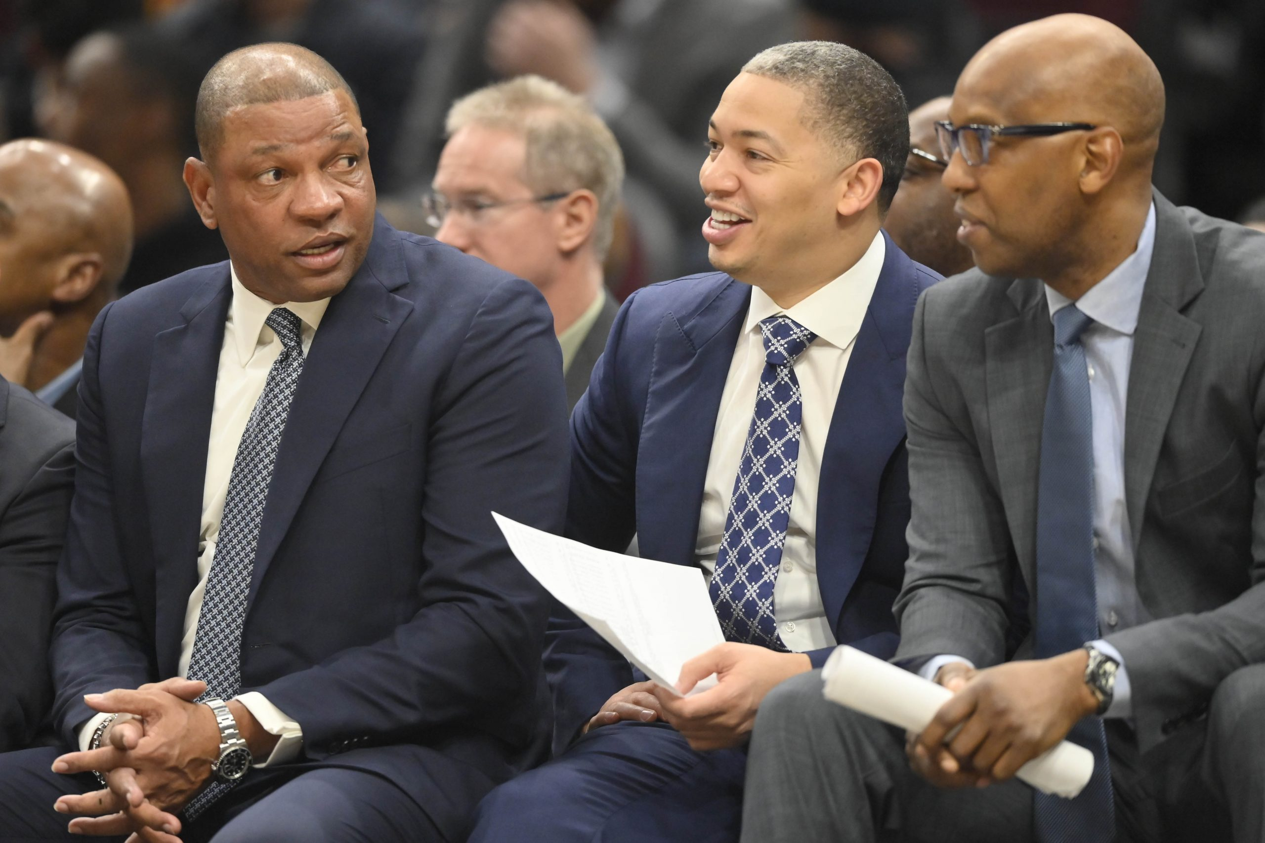 Ty Lue's tough assignment with the Clippers could have a big reward