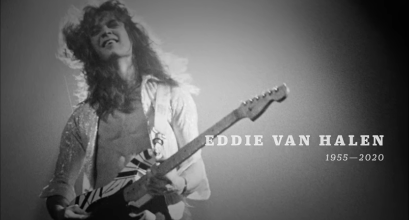 A Time tribute to Eddie Van Halen.