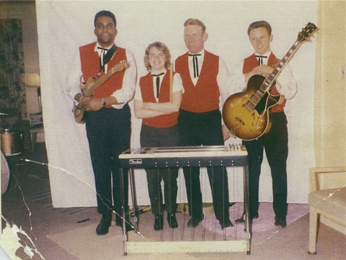 Charley Pride with the Night Hawks.