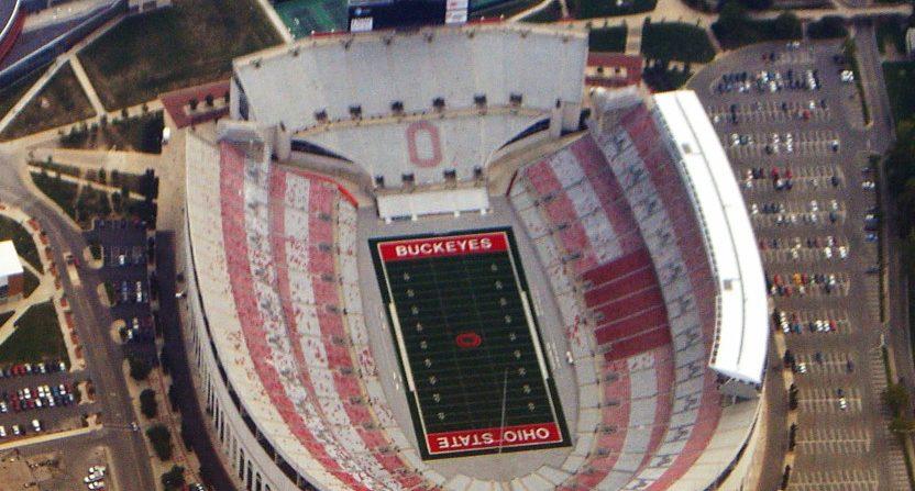 Ohio State's stadium.