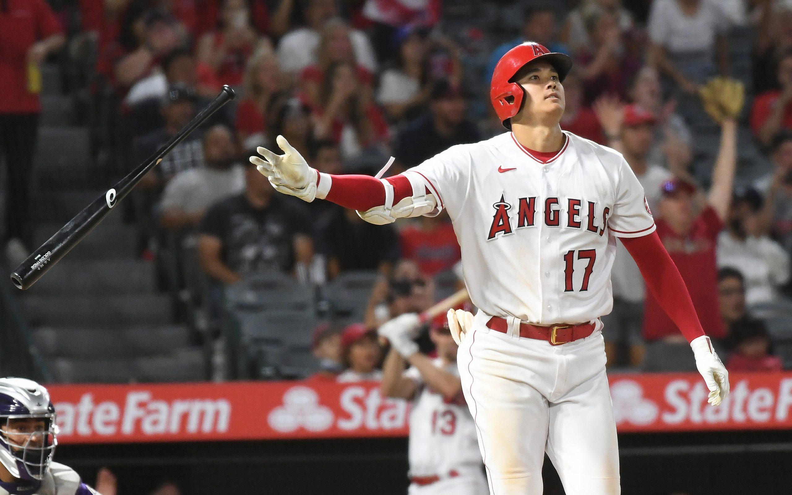 Shohei Ohtani crushes home run No. 37, extending MLB lead