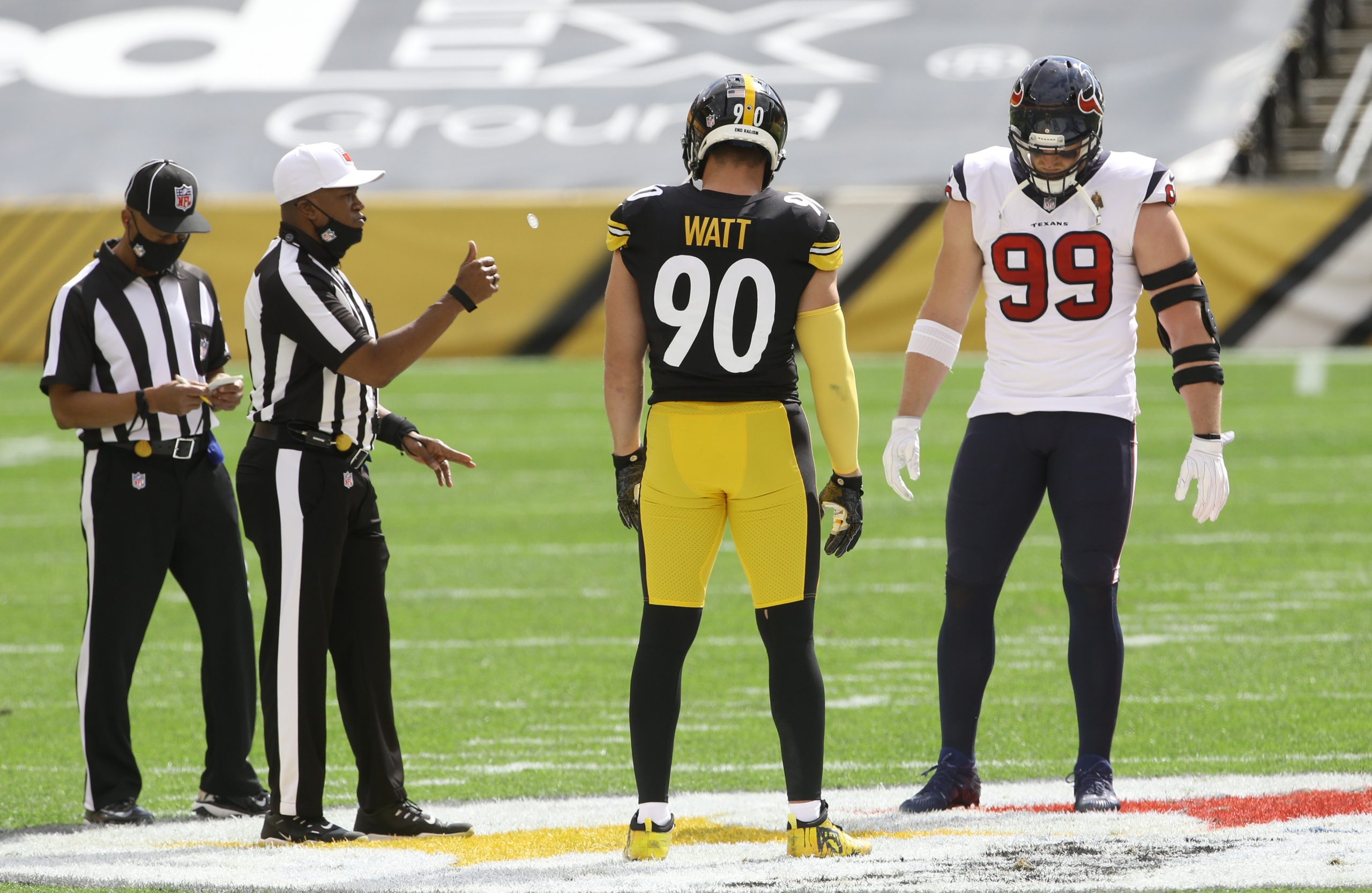 T.J. Watt Becomes NFLs Top-Paid Defensive Player, Brother