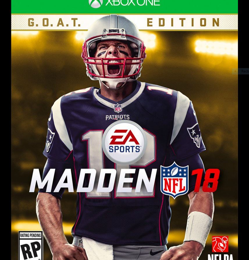 EA Sports announces <b>Madden</b> 18 with Tom Brady on the cover will ...