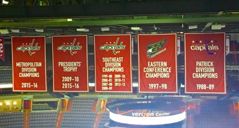 7 New Banner Ideas for the Washington Capitals - Sports Pickle 5c759b62ace