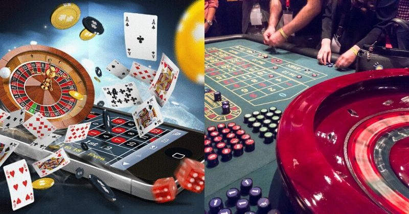 Reasons Why Online Gambling is better than Land-Based Gambling - Sports  Pickle