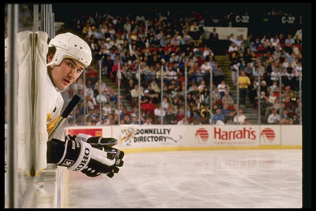 As A Player Owner Mario Lemieux Overruled A Coach In