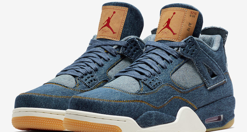 a8c7f8ee5f7da8 This Levis and Jordan collaboration is being released January 17 ...