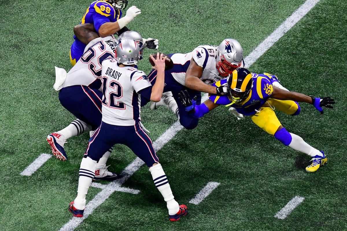Super Bowl Rams