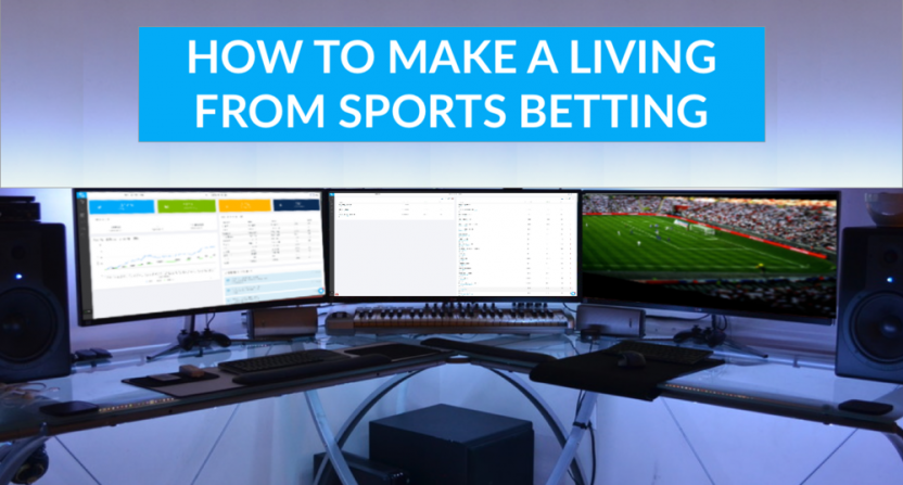 Betting on sports for a living sports betting professor login to my facebook
