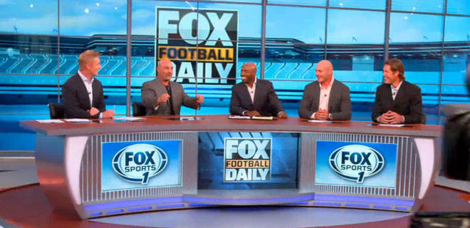 Fox Football Daily Doesn T Try To Reinvent The Wheel