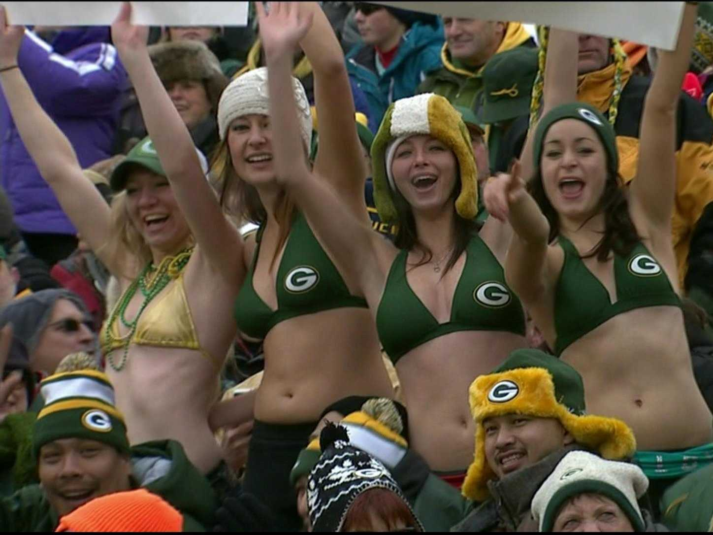 green bay packer fan dating