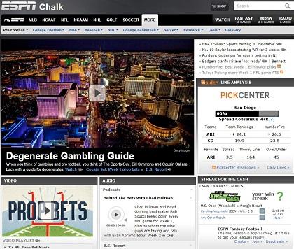 Espn betting app livelinks betting on sports
