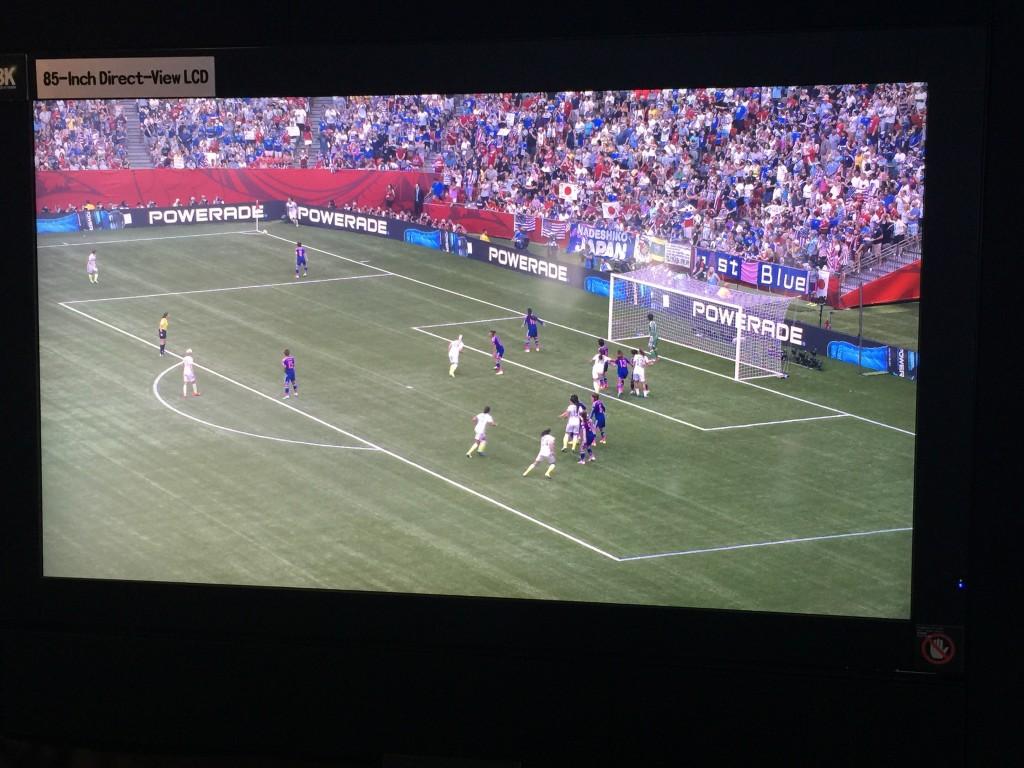 8K Ultra HDTV
