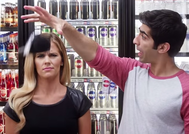 Xyience Energy Drink Commercial