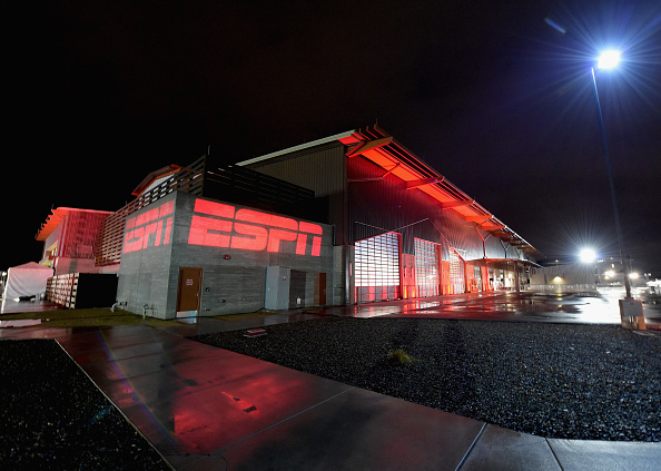SCOTTSDALE, AZ - JANUARY 30:  General view of the atmosphere at ESPN the Party at WestWorld of Scottsdale on January 30, 2015 in Scottsdale, Arizona.  (Photo by Gustavo Caballero/Getty Images for ESPN)