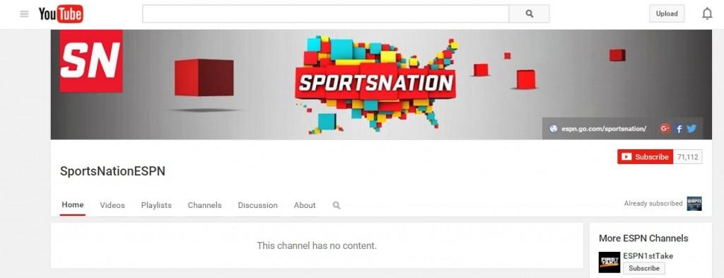 ESPN SportsNation