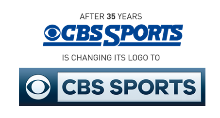 CBS Sports is getting a new logo for the first time in 35 years