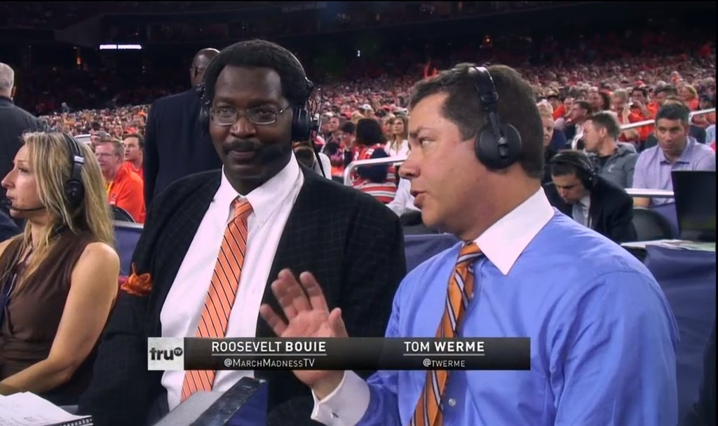 Tom Werme Syracuse Team Stream