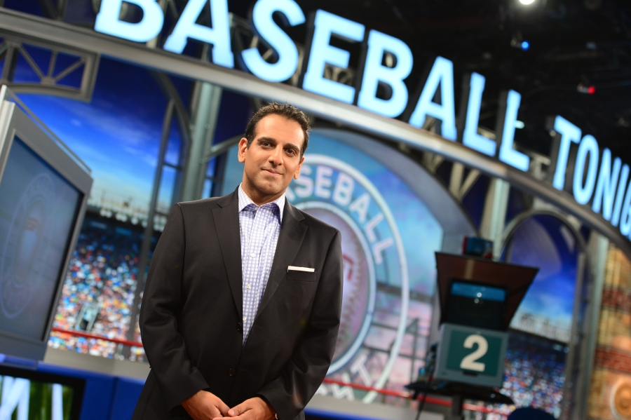 Adnan Virk on Baseball Tonight.