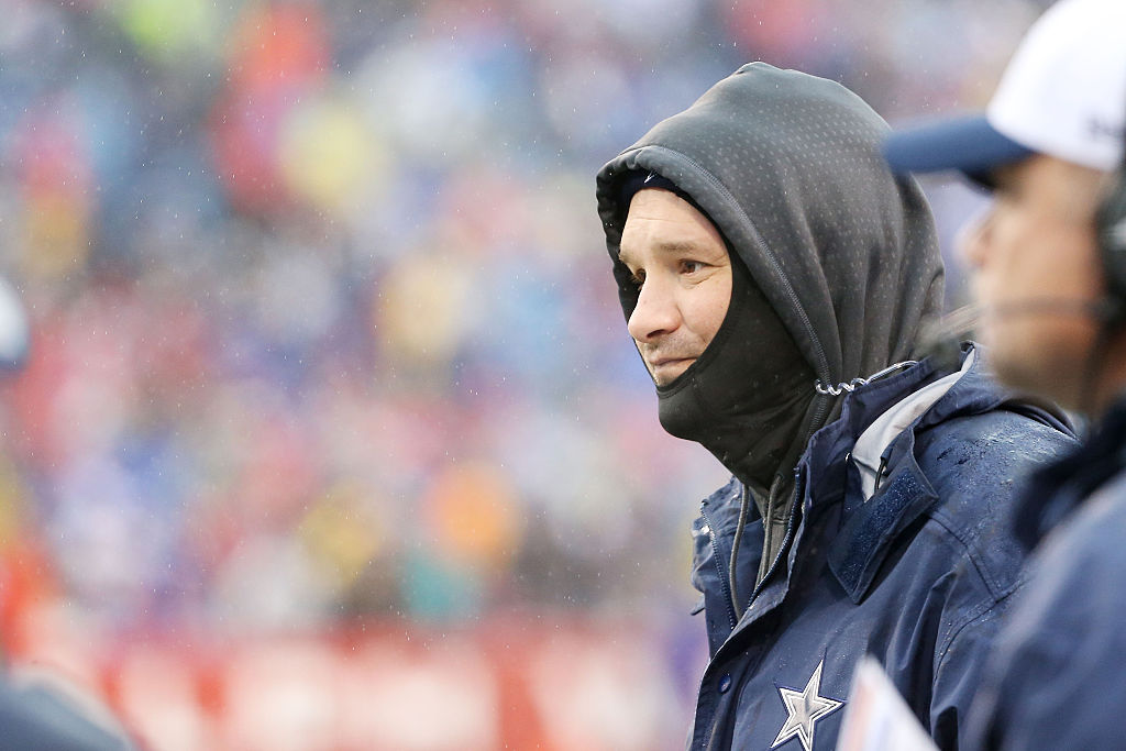 Convention owner Tony Romo