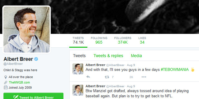 Albert Breer bio