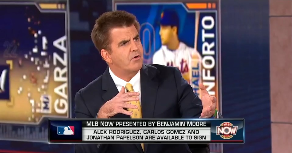 Brian Kenny on MLBN in 2016.