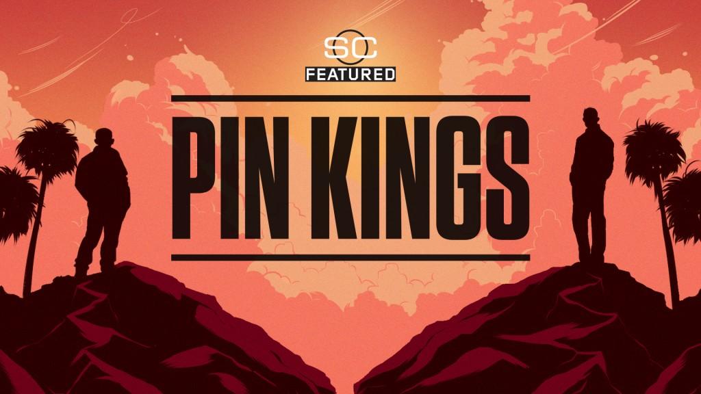 pin kings logo big