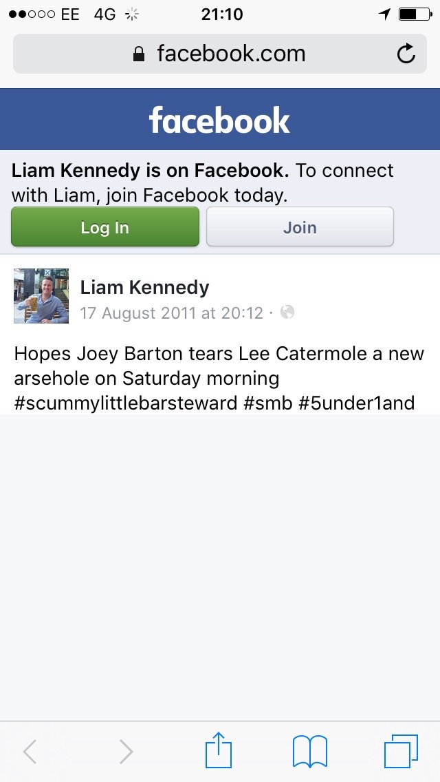 Writer pulled off Sunderland beat due to old Facebook posts
