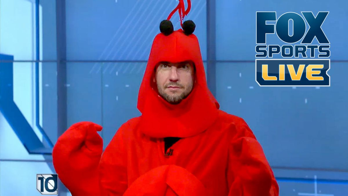 Clay Travis Lobster