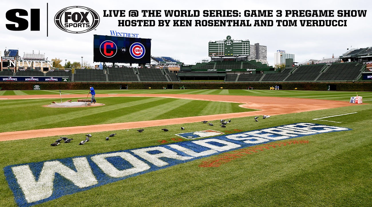 SI and Fox's Live @ The World Series