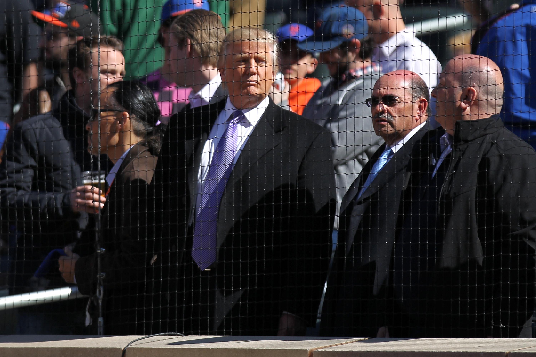 trump politics sports
