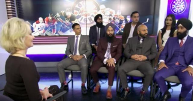 Hockey Night In Punjabi