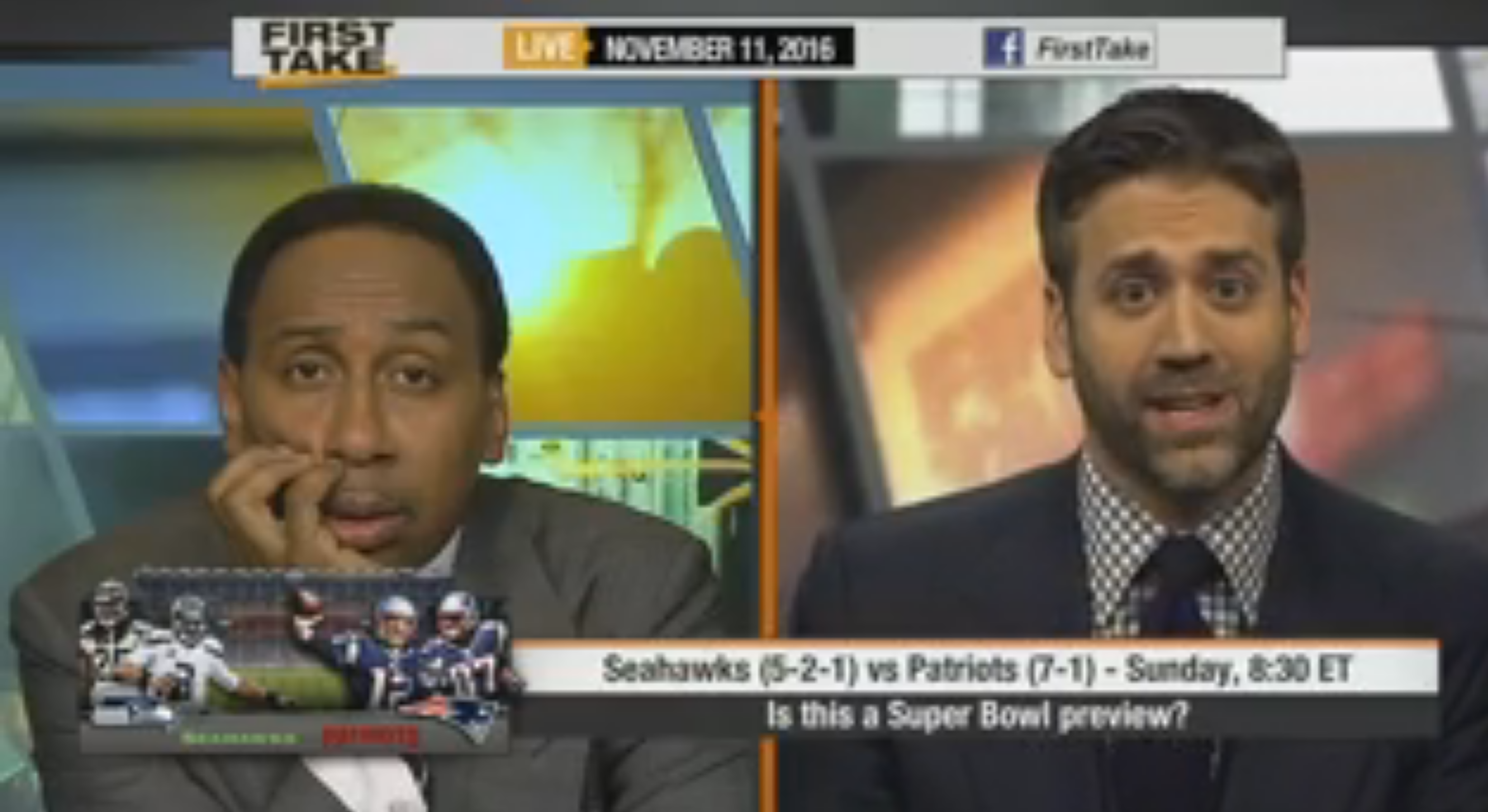 Smith Kellerman First Take