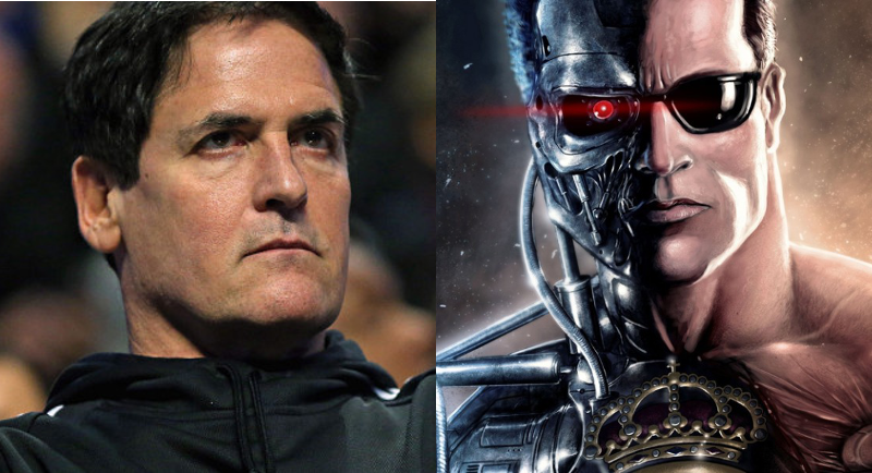 Mark Cuban Terminator