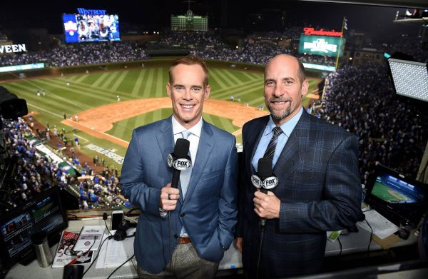 Joe Buck World Series